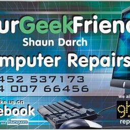 YourGeekFriend Darchy