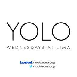 YOLO WEDNESDAYS AT LIMA
