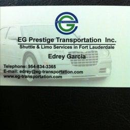 EG PRESTIGE TRANSPORTATION
