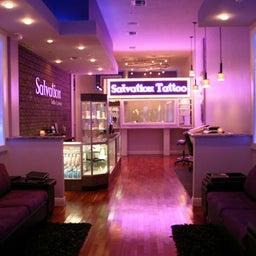 Salvation Tattoo Lounge