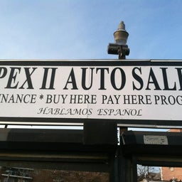 Apex II Auto Sales