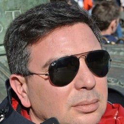 Gianpiero 'Signor Franco' Casagni