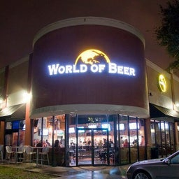 World of Beer Tampa Palms